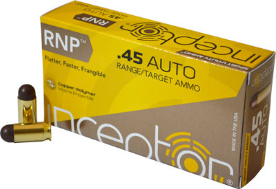 Polycase Ammo Sport Utility .45ACP 135Gr Rnp 50-Pack