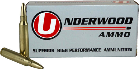 Underwood Ammo .25-06Rem 102Gr Controlled Chaos 20-Pack 562