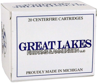 Great Lakes .500S&W Magnum 500gr. Hornady XTP 20-Pack
