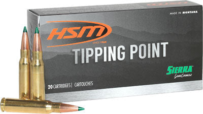 Hsm Ammo 6Mm Creedmoor 90Gr.