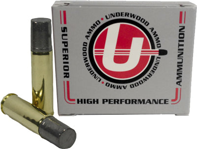 Underwood Ammo .500S&W 700gr. Lead Flat Nose 20-Pack