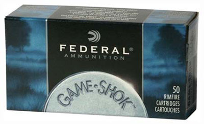 Federal Ammo .22Wmr 1530fps. 50Gr JHP 50Pack