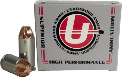 Underwood Ammo .40S&W 115gr. Xtreme Defender 20-Pack