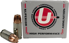 Underwood Ammo 9mm +P 115gr. Xtreme Penetrator 20-Pack