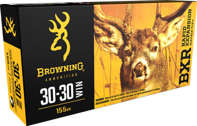 Browning Ammo Bxr .30-30 Win. 155gr. Bxr 20-Pack