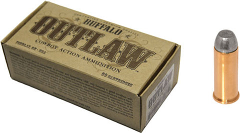 Buffalo Cartr Ammo 44 Special Cowboy Action 200gr. LRNFP 50P