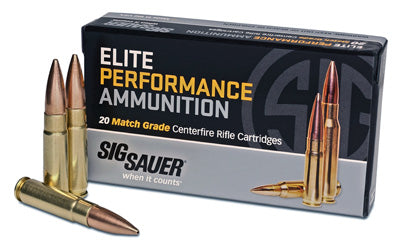 SIG Ammo .300 Black-Out 220gr. Open Tip Match 20-Pack