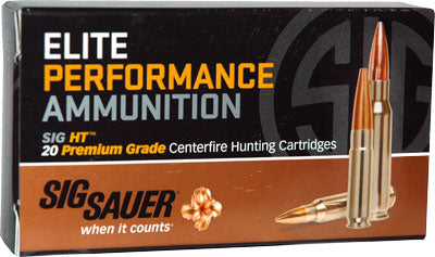 SIG Ammo .300 Black-Out 120gr. Open Tip Match 20-Pack