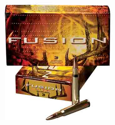 Federal Ammo Fusion .260 Remington 120gr. Fusion 20-Pack