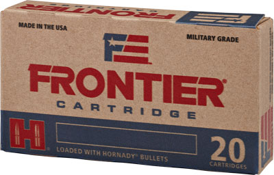 Frontier Ammo .223 Rem. 55Gr. Spire Point 20-Pack Fr120