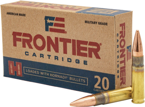 Frontier Ammo .300 Blackout