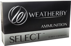 Wby Ammo .270 Weatherby Magnum 130gr. Norma Spitzer 20-Pack