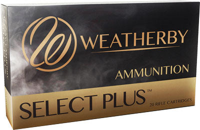 Wby Ammo .257 Weatherby Magnum 100gr. Hornady Sp 20-Pack