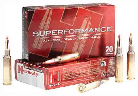 Hornady Ammo 7mm-08 Remington 139gr. GMX SPF 20-Pack