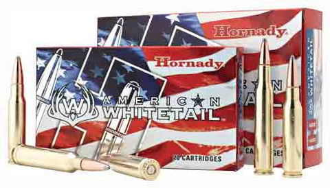 Hornady Ammo 7mm Rm American 139gr. Interlock 20-Pack