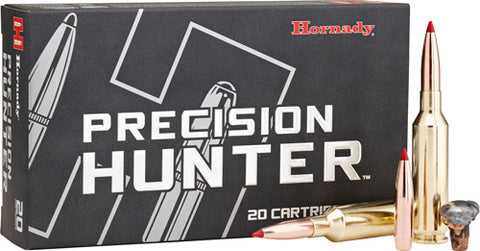 Hornady Ammo 6mm Creedmoor 103gr. Eld-X Precision Hunter