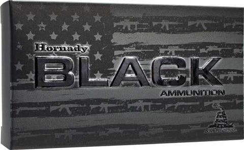 Hornady Ammo Black .6Mm Creed