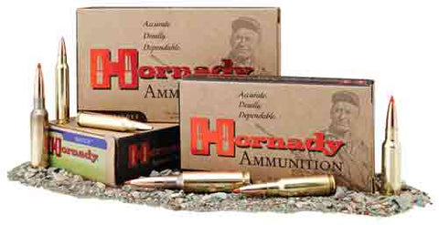 Hornady Ammo .300Wm 195gr. BTHP Match 20-Pack