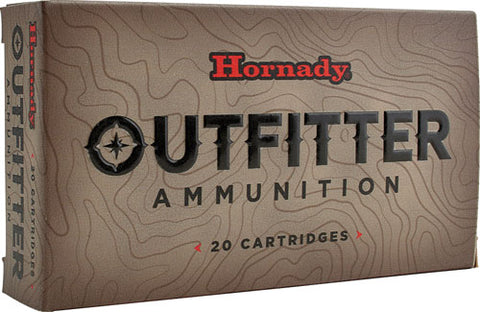 Hornady Ammo .300 Wby Mag 180Gr. Gmx Outfitter 20-Pack 82212