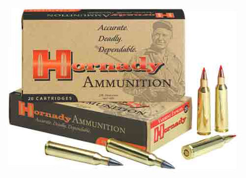 Hornady Ammo .220 Swift 55gr. V-Max 20-Pack