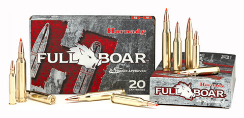 Hornady Ammo Full Boar 6.8mm Sps 100gr. GMX 20-Pack