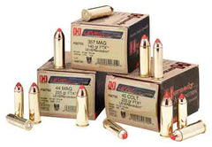 Hornady Ammo Leverevolution .357 Magnum 140gr. FTX 25-Pack