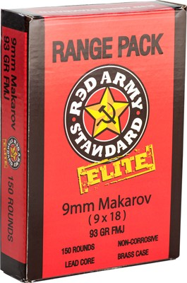 Ci Red Army 9X18Mm 150Rd