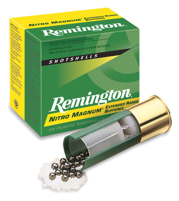 "Remington Ammo Nitro-Mag 12Ga. 3"" 1280fps. 1-5/8oz. #6 25-Pack"