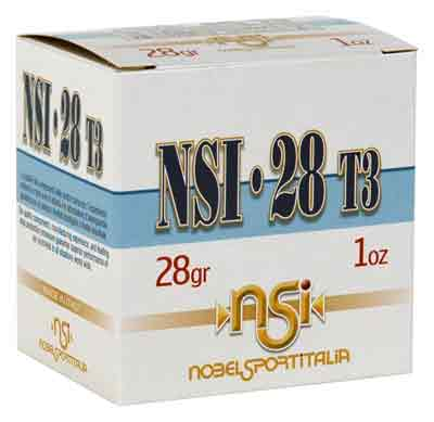 "Nobelsport 28Ga.  2.75"" 1205fps. 1oz. #6 25-Pack"