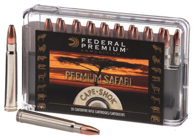 Federal Ammo Premium .370 Sako Mag 286gr. Swift A Frame  20-Pack