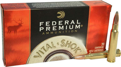Fed Ammo Ae 6.5 Creedmoor