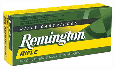 Remington Ammo .222 Rem. 50gr. Psp 20-Pack
