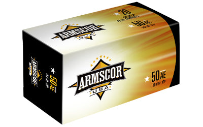 Armscor 50 Action Express, 300 Grain, XTP, 20 Round Box FAC50AE-1N