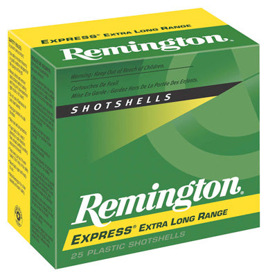 "Remington Ammo Express .410 2.5"" 1250fps. 1/2oz. #4 25-Pack"