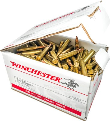 Win Ammo Usa 5.56X45/223 Rem. - 150 Rounds