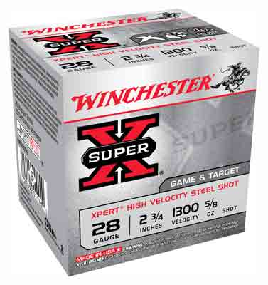"Win 28Ga 2-3/4"" 5/8 oz #7 Shot"