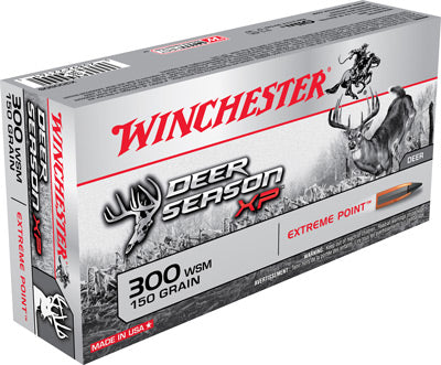 Winchester Ammo Deer Xp .300 Wsm 20Pack 150gr. Extreme Point 20 Pack