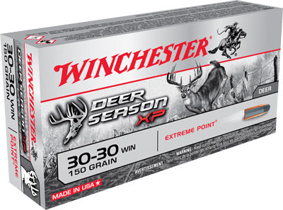 Winchester Ammo Deer Season .30-30 150gr. Extreme Point 20-Pack