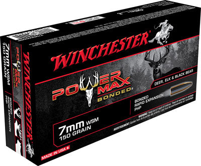 Winchester Ammo Super-X 7mm Wsm 150gr. Power Max  20-Pack