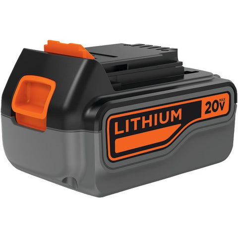 BLACK & DECKER LB2X4020-OPE 20-Volt Battery Pack (4Ah)