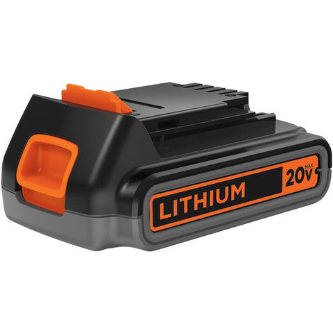 BLACK & DECKER LBXR2020-OPE 20-Volt Battery Pack (2Ah)