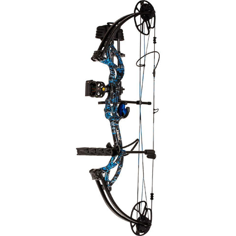 Bear Archery Cruzer G2 RTH Package Moonshine Undertow LH