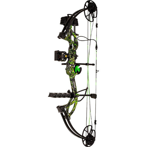 Bear Archery Cruzer G2 RTH Package Moonshine Toxic RH