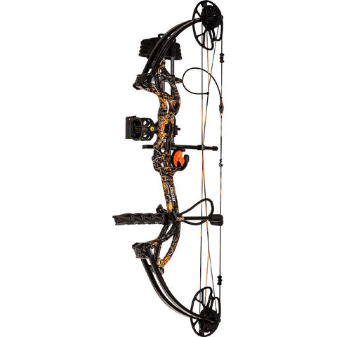 Bear Archery Cruzer G2 RTH Package Moonshine Wildfire RH