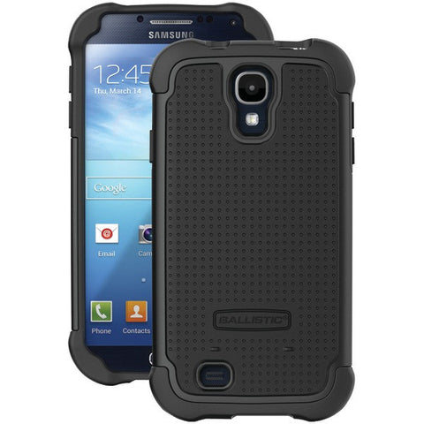 BALLISTIC TJ1158-A06C Samsung(R) Galaxy S(R) 4 Tough Jacket(TM) Case (Black)