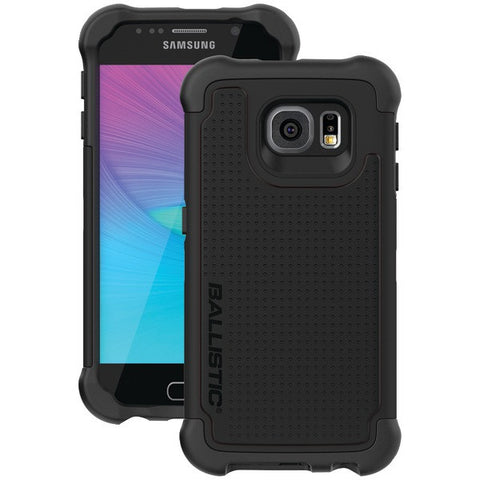 BALLISTIC TJ1587-A06N Samsung(R) Galaxy S(R) 6 Tough Jacket(TM) Case (Black)