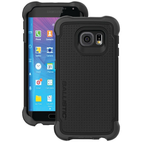 BALLISTIC TJ1613-A06N Samsung(R) Galaxy S(R) 6 Edge Tough Jacket(TM) Case (Black)