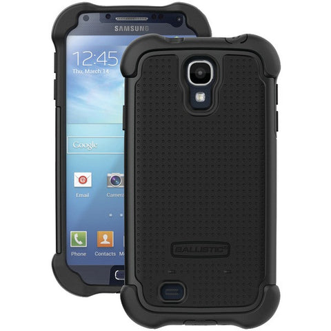 BALLISTIC TX1159-A06C Samsung(R) Galaxy S(R) 4 Tough Jacket Maxx(TM) Case with Holster Clip