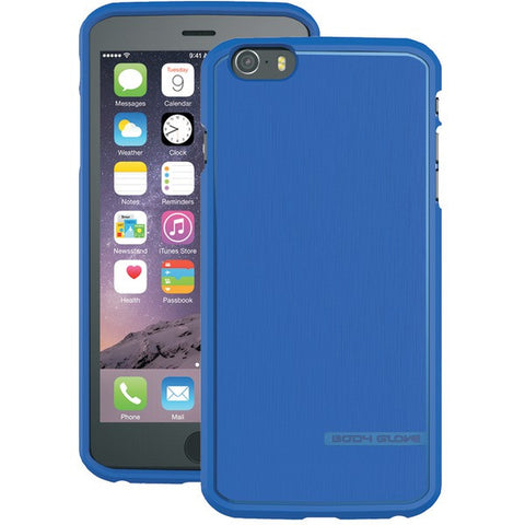 BODY GLOVE 9460301 iPhone(R) 6 Plus/6s Plus SATIN Case (Blueberry)