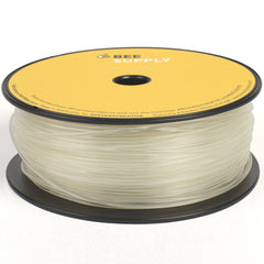 BEEVERYCREATIVE BEESUPPLY PLA - Transparent, 1.75mm, 330gr